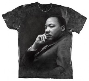 Martin Luther King Jr Thinker T-Shirt