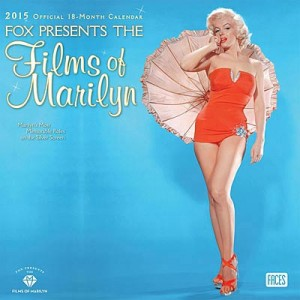The Films of Marilyn 2015 Calendar