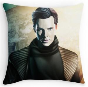 Benedict Cumberbatch Star Trek Pillow