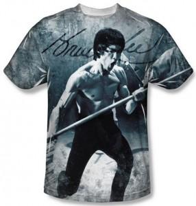 Bruce Lee Whoooaaa T-Shirt