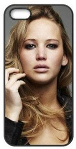 Jennifer Lawrence Protective iPhone 5_5s Cover