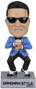 PSY Gangnam Style Dance Bobblehead