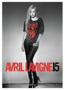 Avril Lavigne 2015 Wall Calendar