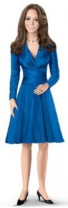 Kate Middleton Royal Engagement Doll