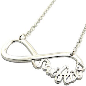 Taylor Swift Infinity Necklace