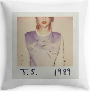Taylor Swift 1989 Throw Pillow