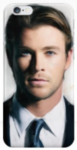 Chris Hemsworth Clean Cut iPhone And Samsung Case