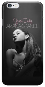 Yours Truly Ariana Grande iPhone Case