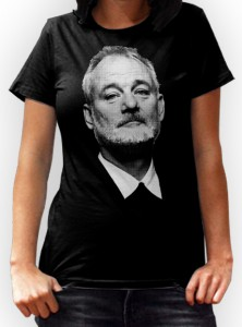 Bill Murray White Collar T-Shirt