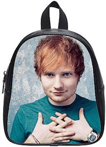 Kids Ed Sheeran Backpack