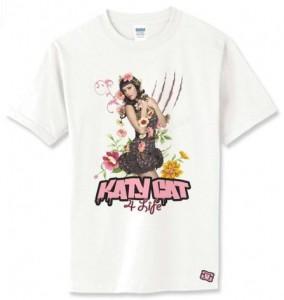 Katy Perry Katy Kat 4 life T-Shirt
