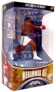 Muhammid Ali Thrilla In Manila Action Figure