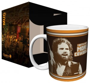 Will Ferrell More Cowbell Mug