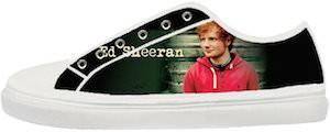 Ed Sheeran Women's Shoes