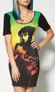 Women's Bob Marley Dress