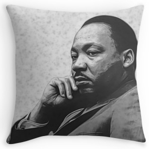 I Have A Dream Martin Luther King Throw Pillow