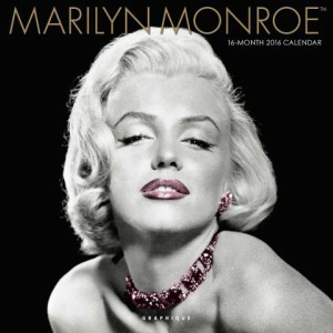 Marilyn Monroe 2016 Wall Calendar
