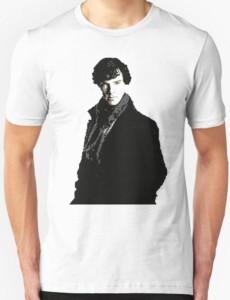 Sherlock Holmes Cumberbatch T-Shirt