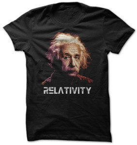Einstein Is All Relative T-Shirt
