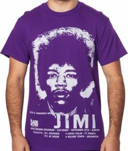 Jimi Hendrix 1970 Concert T-Shirt