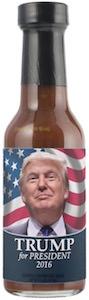 Donald Trump Hot Sauce