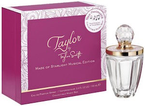 Taylor Swift Made of Starlight Musical Box Perfume
