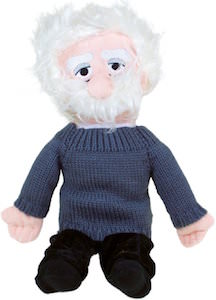 Albert Einstein Little Thinker Doll