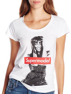 Naomi Campbell Supermodel T-Shirt