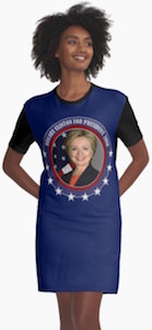 Hillary Clinton For President Dress