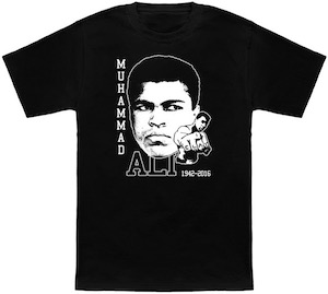 Muhammad Ali 1942 - 2016 T-Shirt