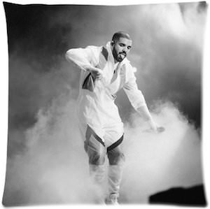 Drake In The Clouds Pillow Case