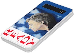 Hillary Clinton Power Bank