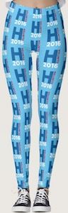 Hillary Clinton 2016 Leggings