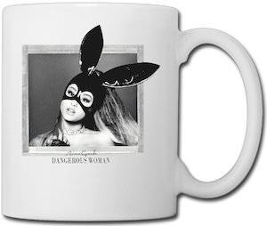 Ariana Grande Dangerous Woman Mug