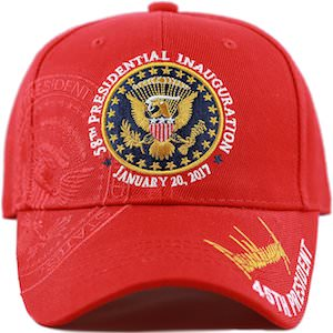 Donald Trump Presidential Inauguration Hat