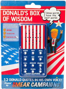 Donald's Box Of Wisdom