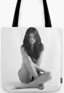 Selena Gomez Revival Album Cover Tote Bag