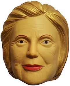 Hillary Clinton Stress Toy