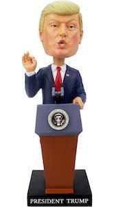 President Trump Bobblehead