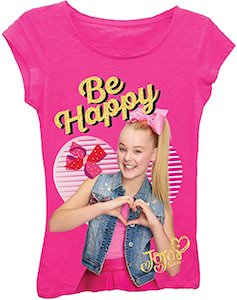 JoJo Siwa Be Happy T-Shirt