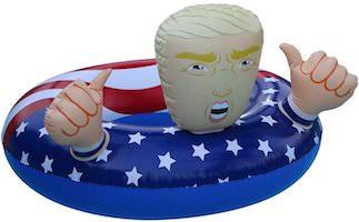 Donald Trump Pool Float