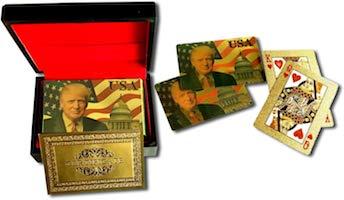 Donald Trump Playing Cards