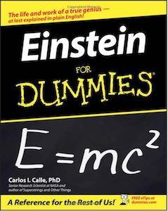 Einstein For Dummies Book