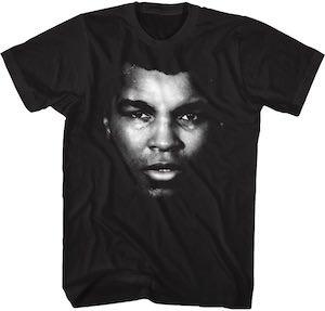 Muhammad Ali Portrait T-Shirt