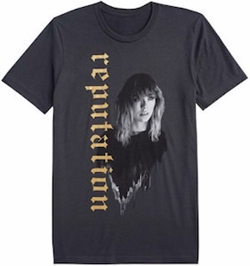Taylor Swift Reputation Stadium Tour T-Shirt