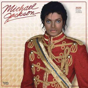 2020 Michael Jackson Wall Calendar