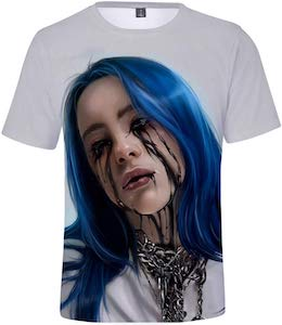Billie Eilish When The Party's Over T-Shirt