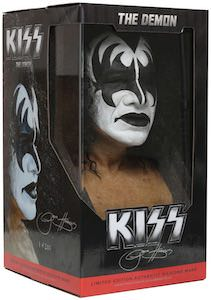 KISS Gene Simmons Mask