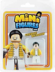 LEGO Freddie Mercury Minifigure