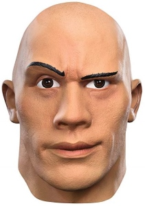 The Rock Dwayne Johnson Mask